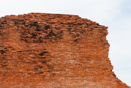 Ancient wall in Thailand Stock Photo - 17288565