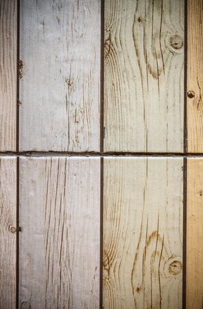 Colorful wood background photo