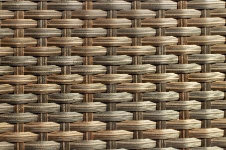 Bamboo woven photo
