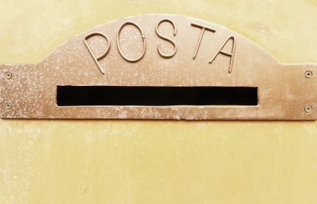 post box photo