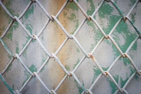 chainlink: grunge net seamless background