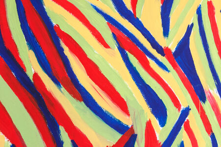 Abstract colorful grunge striped background Stock Photo