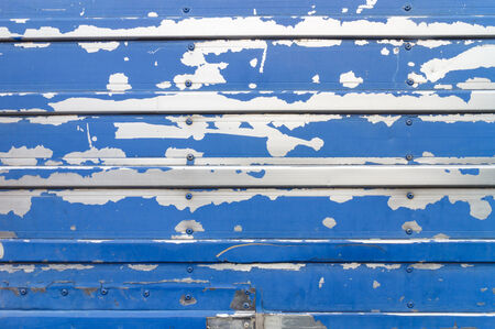 Pattern of blue grunge material Stock Photo