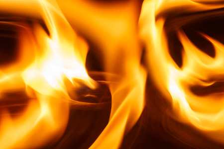 hellish: Abstract background  Fire flame