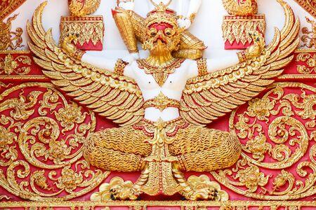 garuda: Thai Garuda statue