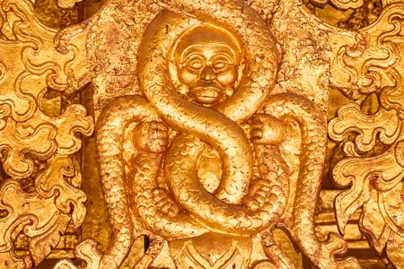 Native culture Thai sculpture