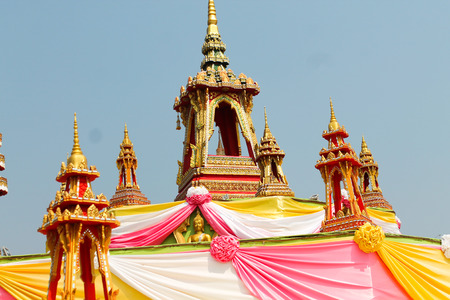budda: Thaipagoda of budda
