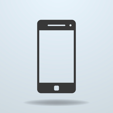 Icon of Smartphone, mobile phone