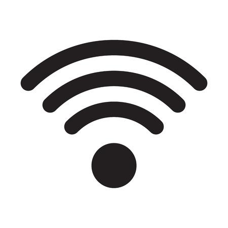 Ícone WiFi Ilustração