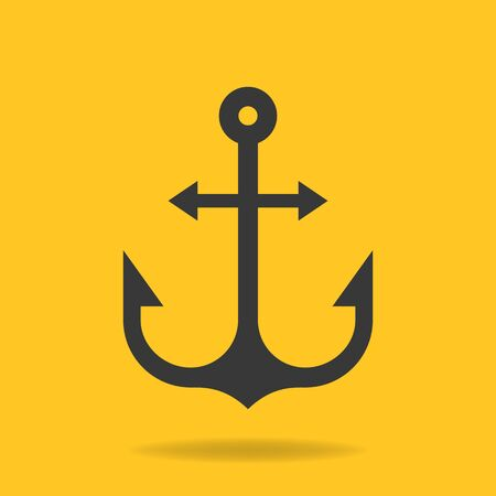 sailing: icon of Anchor
