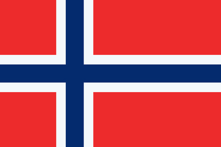 Flag of the Norway