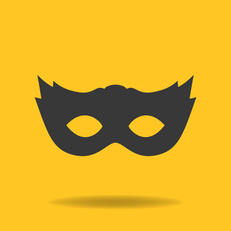 masquerade mask: Icon of Masquerade Mask