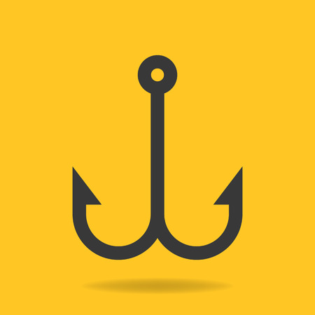 fishhook: Icon of Fishing Hook