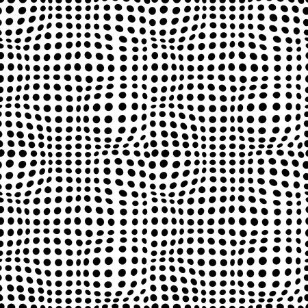 mértan: Abstract geometry seamless pattern