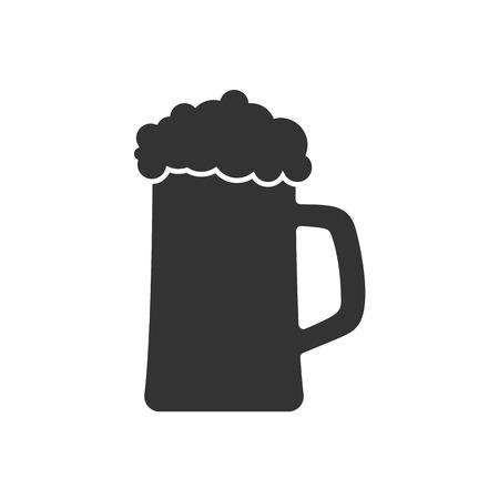 Icon of Beer mug or Beer glass