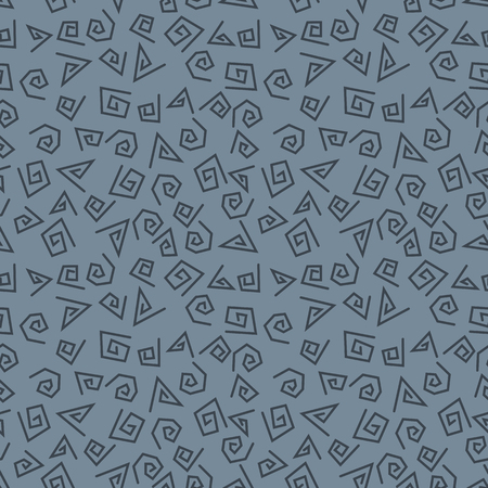 repeating: Repeating geometric background. Vector seamless pattern.