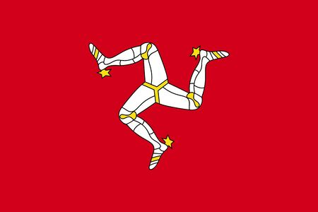 mann: Flag of Isle of Mann