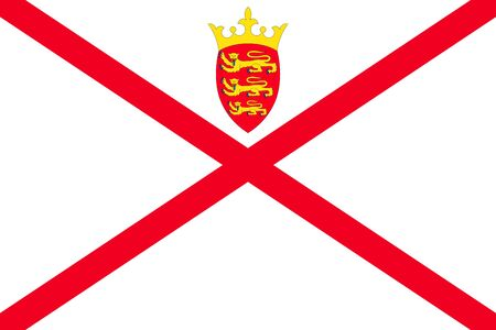 jersey: Flag of Jersey