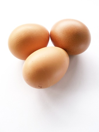 Organic egg Stock Photo - 10697153