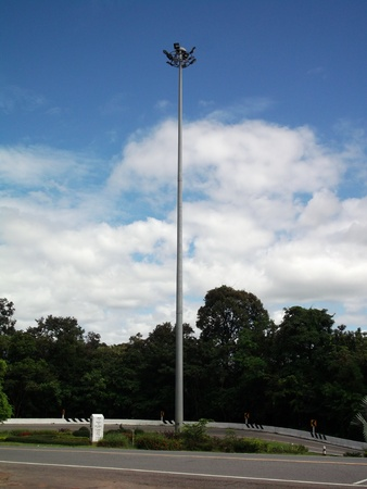Light poles Stock Photo - 10803987