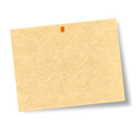 adhesive note Stock Photo - 11756295