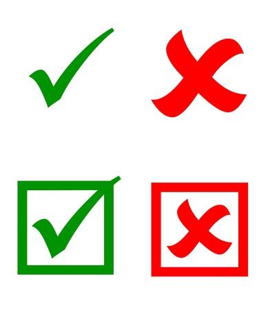voting box: Controllare adesivi marchio