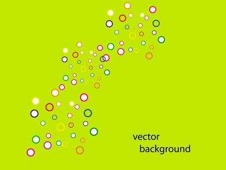 Splat Backgrounds. Illustration