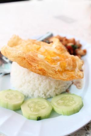 Minced Pork with Thai food. Stock Photo - 14692942
