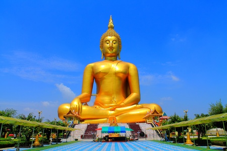 Buddha image photo