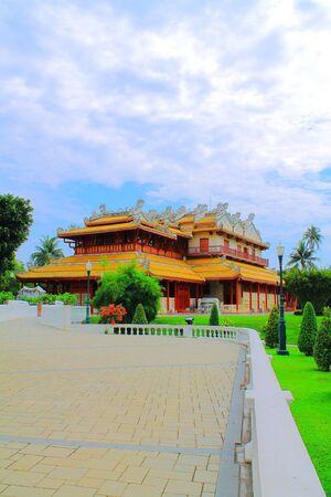 AYUTTHAYA Travel Thai Asia Editorial