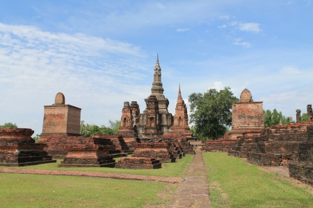 Sukhothai Historical Park photo