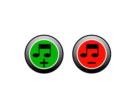Button music  photo