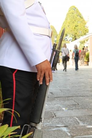 Gendarmerie  Bangkok Thailand.