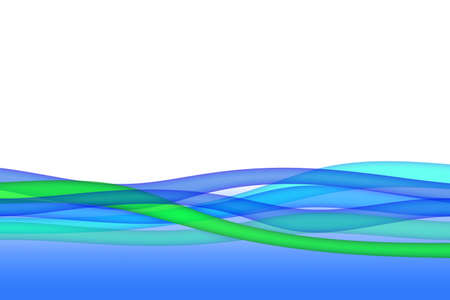 bionomics: Abstract background for technology, business, computer or electronics products. Water and ecology concept. Stock Photo