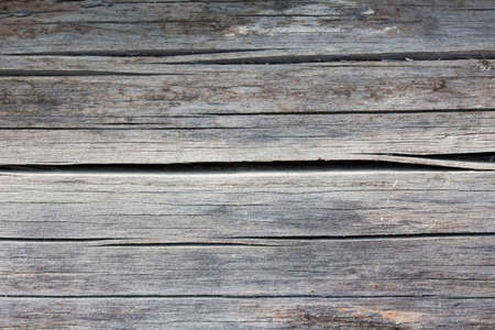 treated board: old dried wood texture background