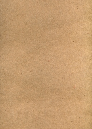 old brown cardboard textured  background Stock Photo