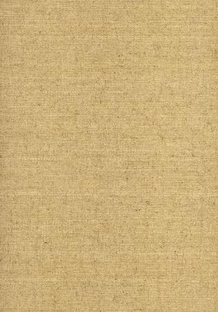 Fondo de textura de lienzo viejo en blanco Foto de archivo