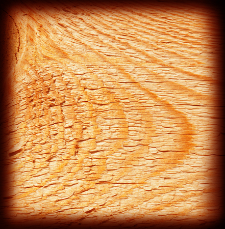 treated board: yellow dried wood texture background