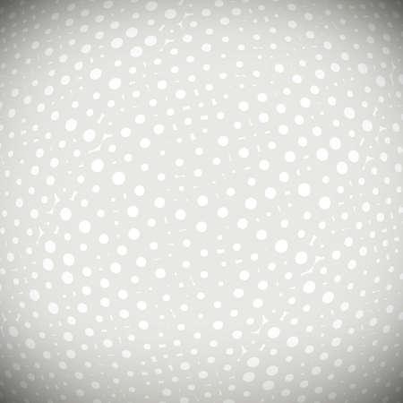 neutral background: Polka dot vintage neutral background illustration