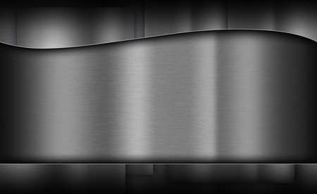 aluminum background: Metal texture neutral background with brushed surface