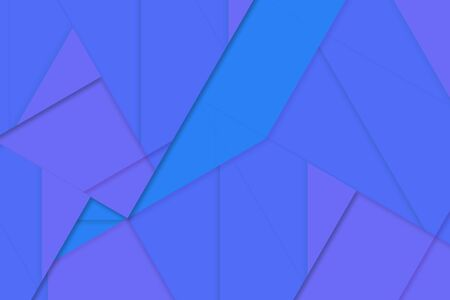 craft material: Blank paper blue background, craft material, design element
