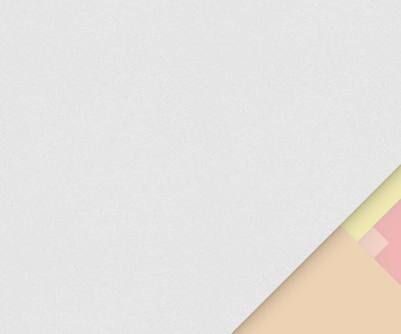 craft background: Light blank paper background, material design style