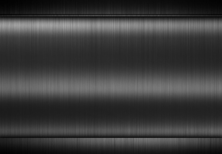 aluminum texture: Dark metal texture neutral background with brushed chrome surface