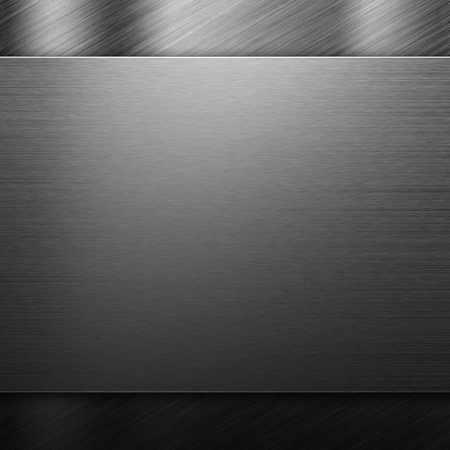 aluminium texture: Brushed metal texture background