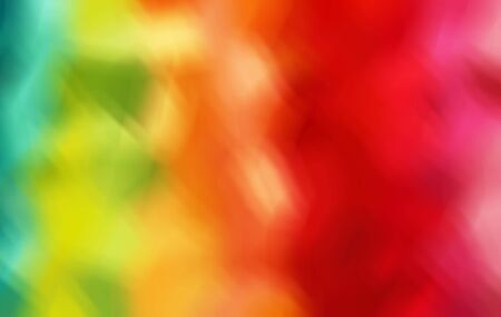 rainbow abstract: Abstract rainbow blurred color empty background illustration