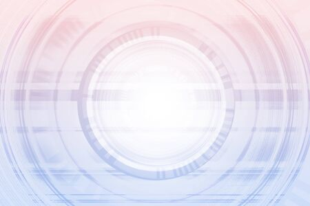 pastel color: Blue and pink pastel color abstract background illustration Stock Photo