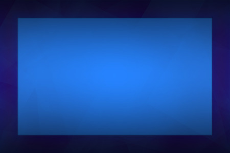 blue background: Abstract blue frame background