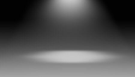 rays light: light rays black and white background Stock Photo