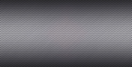 perforated metal: Metal brushed background, perforated metal texture for industrial design projects