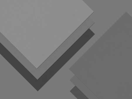 craft material: Gray blank abstract paper background, craft material, design element